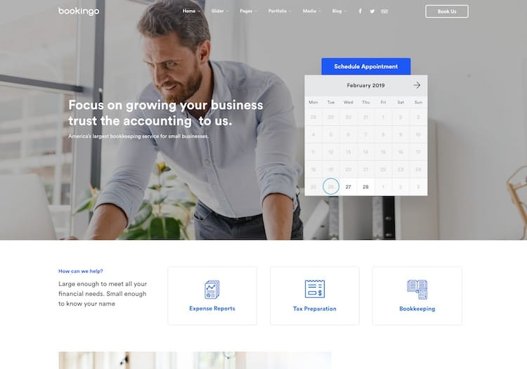 Home 1 – Accountant